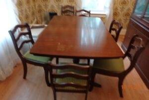 Dining Table plus more
