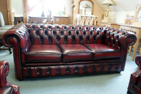 CHESTERFIELD SOFAS Brand New-0% Finance Your NI Supplier