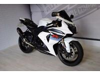 2010 10 SUZUKI GSXR1000 L0