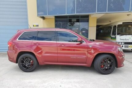 2013 Jeep Grand Cherokee WK MY13 SRT 8 (4x4) 5 Speed Automatic Wagon