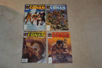 Collection of Conan Magazines - Comics