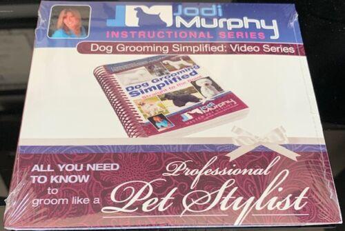 Jodi Murphy Dog Grooming Simplified - DVD series and bundle