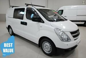 2013 Hyundai iLOAD TQ2-V MY13 White 5 Speed Automatic Van Kenwick Gosnells Area Preview