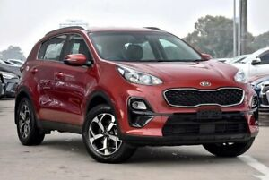 2018 Kia Sportage QL MY19 Si 2WD Fiery Red 6 Speed Sports Automatic Wagon
