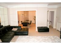 Large 3 double bedroom modern apartment in the heart of Knightsbridge. Furnished to a high standard