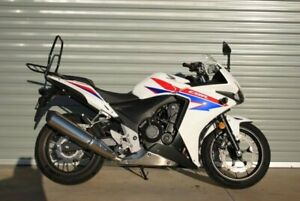 2013 Honda CBR500R Keilor East Moonee Valley Preview