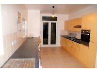 Large DOUBLE ROOM in a fabulous 4 bedroom house , situated on a residential road in a quiet area