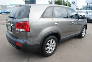2010 Kia Sorento XM MY10 SI Titanium Silver 6 Speed Sports Automatic Wagon Townsville Townsville City Preview