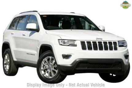 2014 Jeep Grand Cherokee WK MY15 Laredo (4x4) Bright White 8 Speed Automatic Wagon Mosman Mosman Area Preview