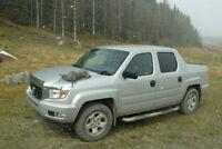 2009 HONDA Ridgeline Truck, 4WD