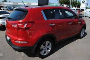 2013 Kia Sportage SL Series II MY13 SLi Signal Red 6 Speed Sports Automatic Wagon Rosslea Townsville City Preview