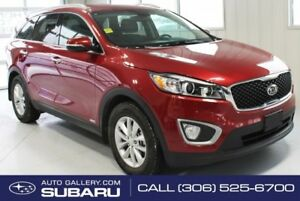 2017 Kia Sorento LX | AWD | TURBO | FULLY EQUIPPED | EXCELLENT F