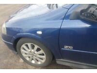 Vauxhall Astra N/S Wing (2003)