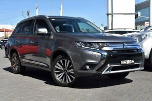2019 Mitsubishi Outlander ZL MY19 Exceed AWD Grey 6 Speed Constant Variable Wagon Parramatta Parramatta Area Preview