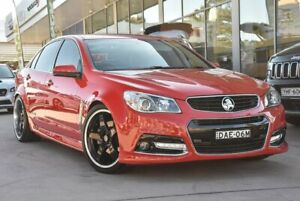 2014 Holden Commodore VF MY14 SS V 6 Speed Sports Automatic Sedan Blacktown Blacktown Area Preview