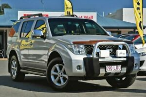 2008 Nissan Pathfinder R51 MY08 ST-L Silver 5 Speed Sports Automatic Wagon Tweed Heads Tweed Heads Area Preview