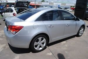 2011 Holden Cruze JG CDX Silver 6 Speed Sports Automatic Sedan Townsville Townsville City Preview