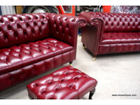 Chesterfield sofa Manufacturer Trade price to Public