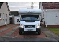 FOR SALE BEAUTIFUL FIXED BED AUTO TRAIL TRIBUTE T-715 SPORT X MOTORHOME