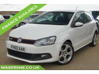 2011 60 VOLKSWAGEN POLO 1.4 GTI DSG 3D 177BHP JUST SERVICED + AUTOMATIC