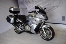 2006 - HONDA CBF1000 A-6, EXCELLENT WITH FULL LUGGAGE, £3,250, FLEXIBLE FINANCE