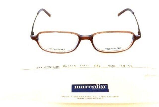 50-15-135 Geometric Prescription Eye Glasses Frame by Cover Girl RETAILS $90
