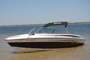 REDUCED!  20,900.00. 2008 REINELL 197LS with TRAILER