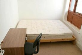 Double room available within this 4 bed flat, Walking distance to Canary Wharf, All Bills Included!