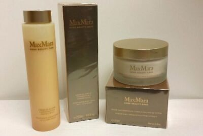 Firming Body Cream & Body Wash By Max Mara Extremely Rare Item Get It Now covid 19 (Firming Body Wash coronavirus)