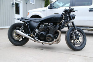 1980 XS1100 Midnight Special CUSTOM