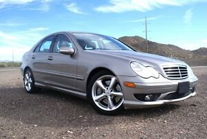 2005 Mercedes-Benz C-Class Sport - Emmission and Safety Incl.