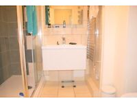 Bright and newly decorated 1 double bedroom apartment. All bills included in rent.