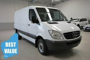 2013 Mercedes-Benz Sprinter NCV3 MY13 416CDI Low Roof MWB 7G-Tronic White 7 Speed Sports Automatic Kenwick Gosnells Area Preview