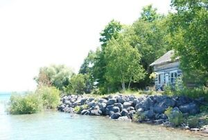 Over 5 Acres of Georgian Bay Waterfront - The Saugeen Team