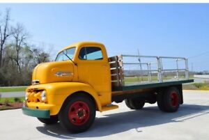 WANTED....... FORD COE......1948 to 1955