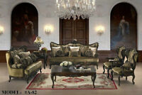 3PC FRENCH PROVINCIAL SOFA SET $2998