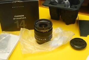 Fujifilm 14mm f2.8 XF