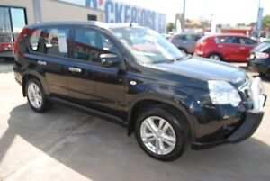 2010 Nissan X-Trail T31 Series IV ST 2WD Black 1 Speed Constant Variable Wagon Townsville Townsville City Preview
