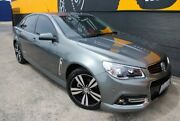 2015 Holden Commodore VF MY15 SV6 Storm Prussian Steel 6 Speed Sports Automatic Sedan Melrose Park Mitcham Area Preview