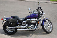 Superbe Honda Shadow 750