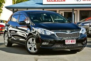 2016 Kia Cerato YD MY16 S Black 6 Speed Sports Automatic Hatchback Tweed Heads Tweed Heads Area Preview