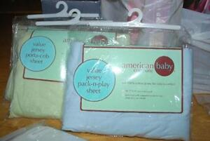 American Baby Company Playpen Fitted Sheets
