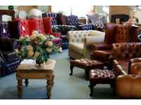 """Chesterfield""""EXPERTS"""" Suite Sofa BRAND NEW MASSIVE SHOWROOMS"""