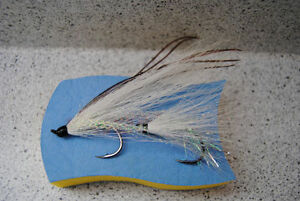 Streamers for stripe bass small bass  throat pickull