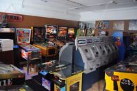 Pinball Customers wanted, no Experience necessary!