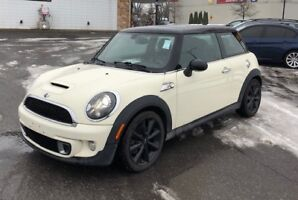 2011 MINI Cooper S  Coupe LOADED