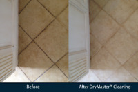floor tile/ grout cleaning ,$1.00 per sq foot