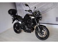 2014 - KAWASAKI VERSYS 650, IMMACULATE CONDITION, £4,495 OR FLEXIBLE FINANCE