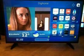 "43"" Smart Digihome TV"