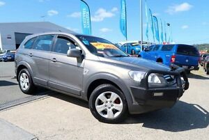 2008 Holden Captiva CG MY08 SX AWD Grey 5 Speed Automatic Wagon Woodridge Logan Area Preview